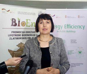 Svjetlana Đokić, viši projektni menadžer GIZ